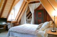 Le COLOMBIER ****. Maison de vacances pour 4 personnes dans le rempart de l'an 1500 à Riquewihr.