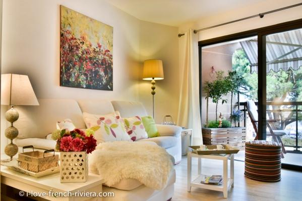 Notre appartement de vacances à Mandelieu La Napoule près de Cannes