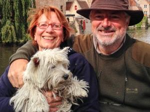 Martine, Jean-Paul Krebs et Happy